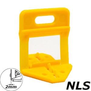 Зажим 2 мм  для системы выравнивания NLS  уп.50шт.